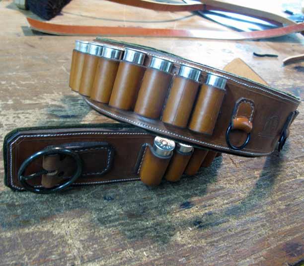 lederhandwerk, Lederhandwerk und -verarbeitung